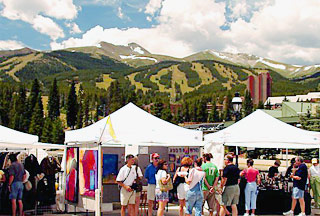 13th Annual Main Street Art Festival Breckenridge