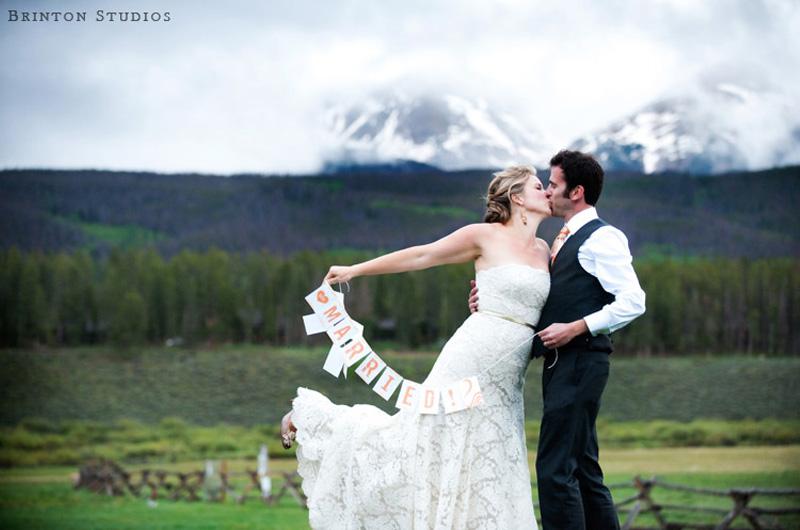 Wedding Wednesday with Rocky Mountain Bride Magazine
