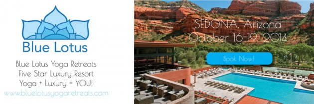 Blue Lotus Yoga Sedona Retreat  – October 2014