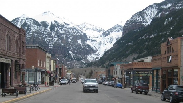 TellurideNewb! Mountain Towns Off Season in Full Force