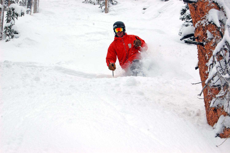 Idyllic Spring Skiing – Winter Park Powder!