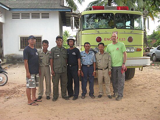 A Passion for Cambodia – The Doug Mendel Cambodian Relief Fund