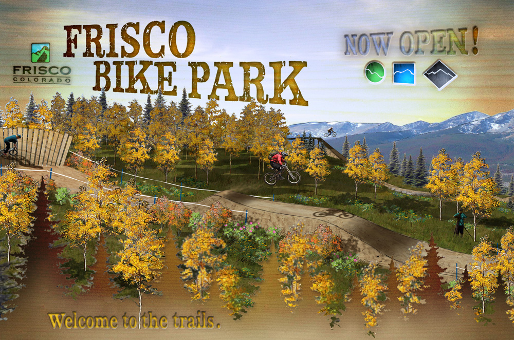 Frisco Bike Park Now Open and Expanding!