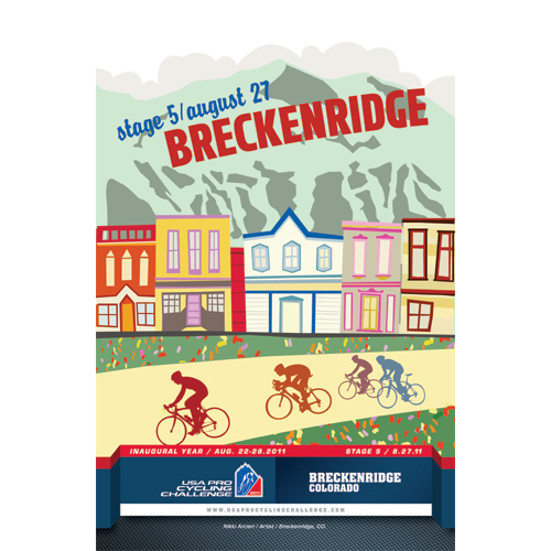 Breckenridge – USA Pro Cycling Challenge Stage 5