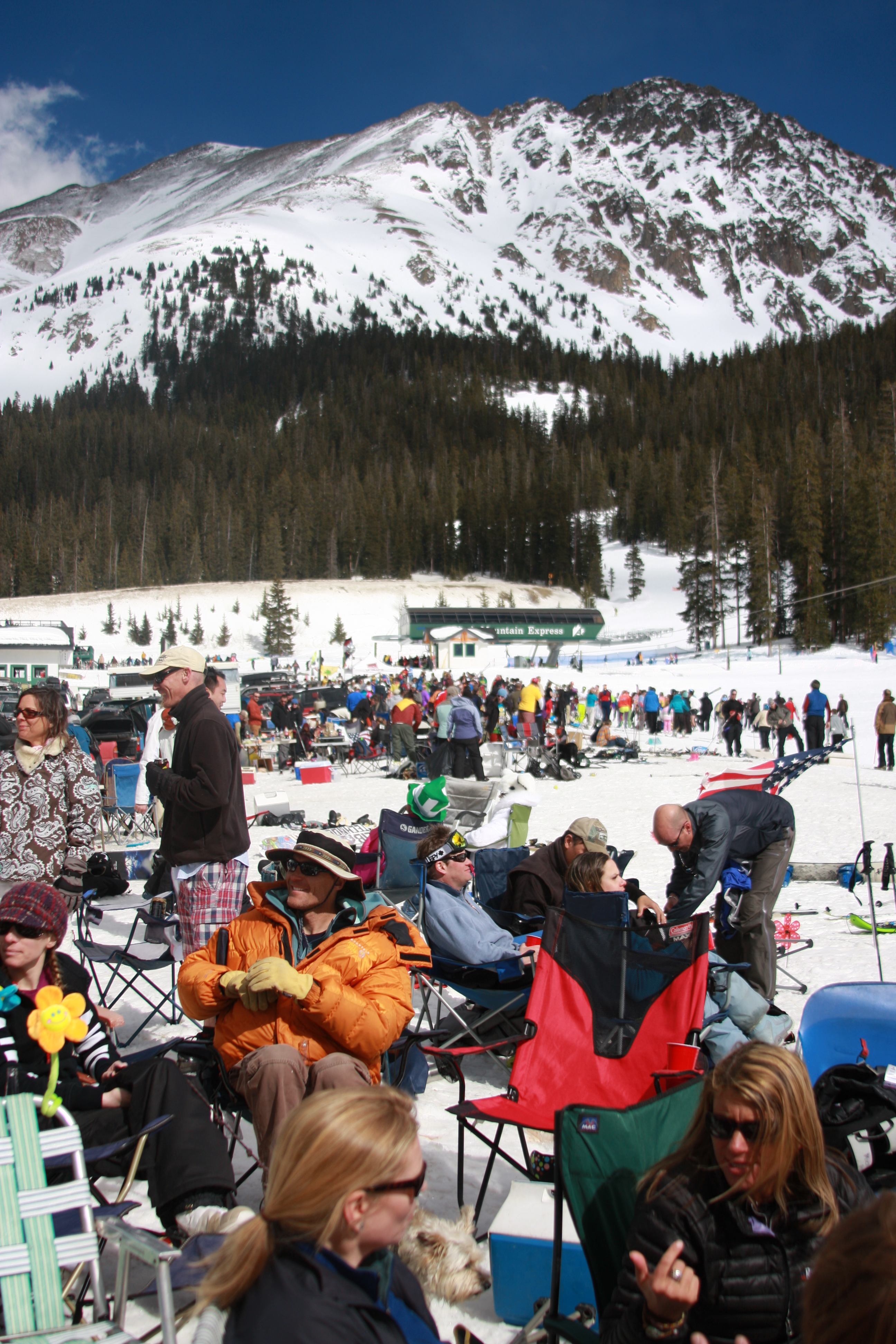 Arapahoe Basin We Love The Beach Mtn Town Magazine
