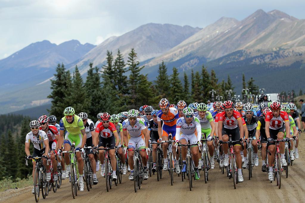 USA Pro Challenge 2014 – Aspen, Snowmass, Crested Butte, Gunnison, Monarch, Vail, Breckenridge