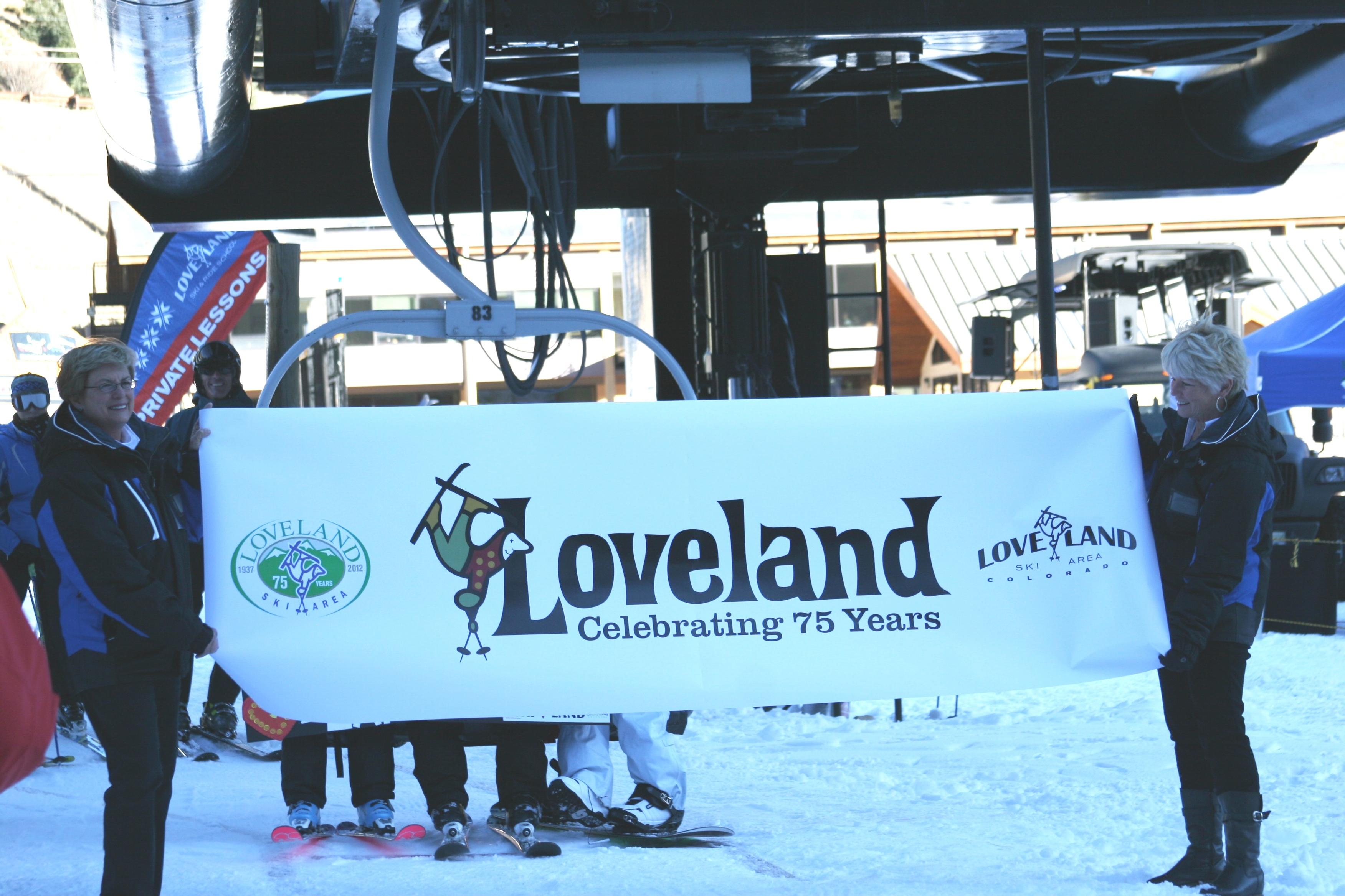 Loveland Ski Area Opens November 1, 2014