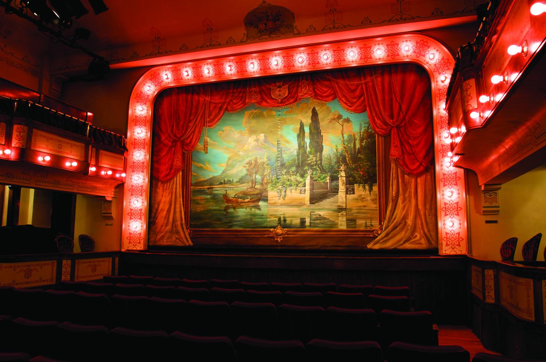 Sheridan Opera House – side theater