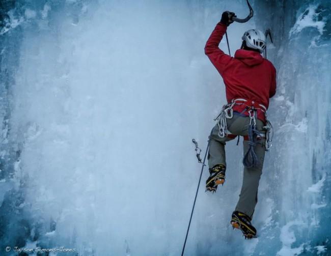 ice climbing cbmg