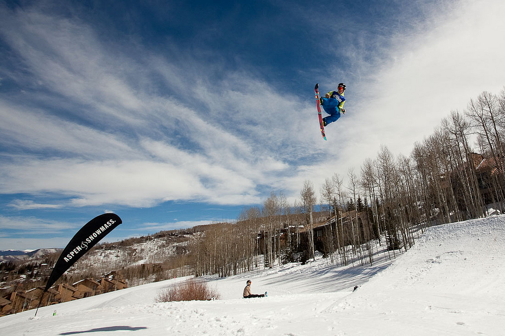 Bud Light Big Air Starts Friday in Snowmass