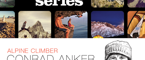 The North Face Speaker Series – Alpine Climber Conrad Anker in Breckenridge
