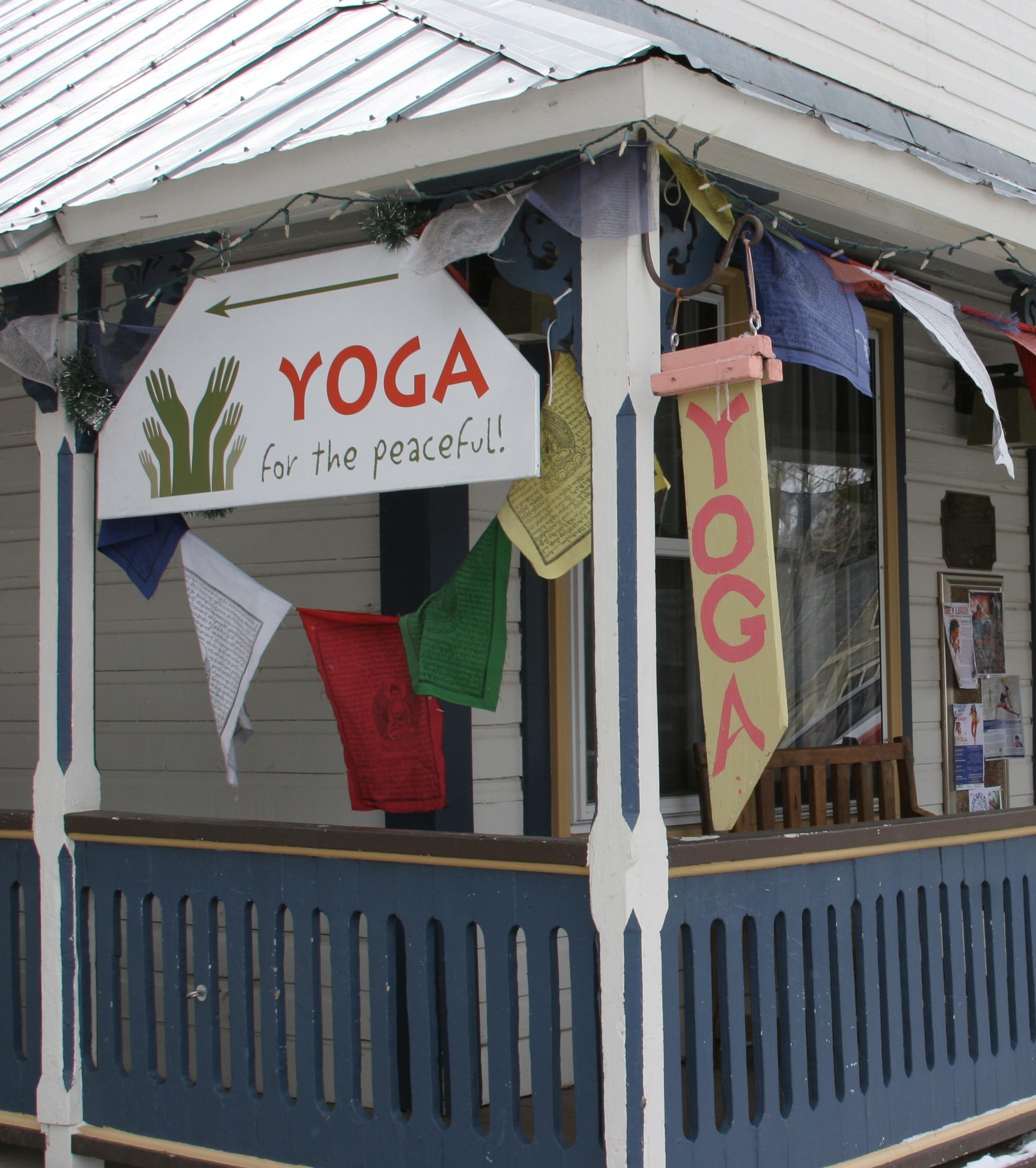 Yoga 4the Peacful
