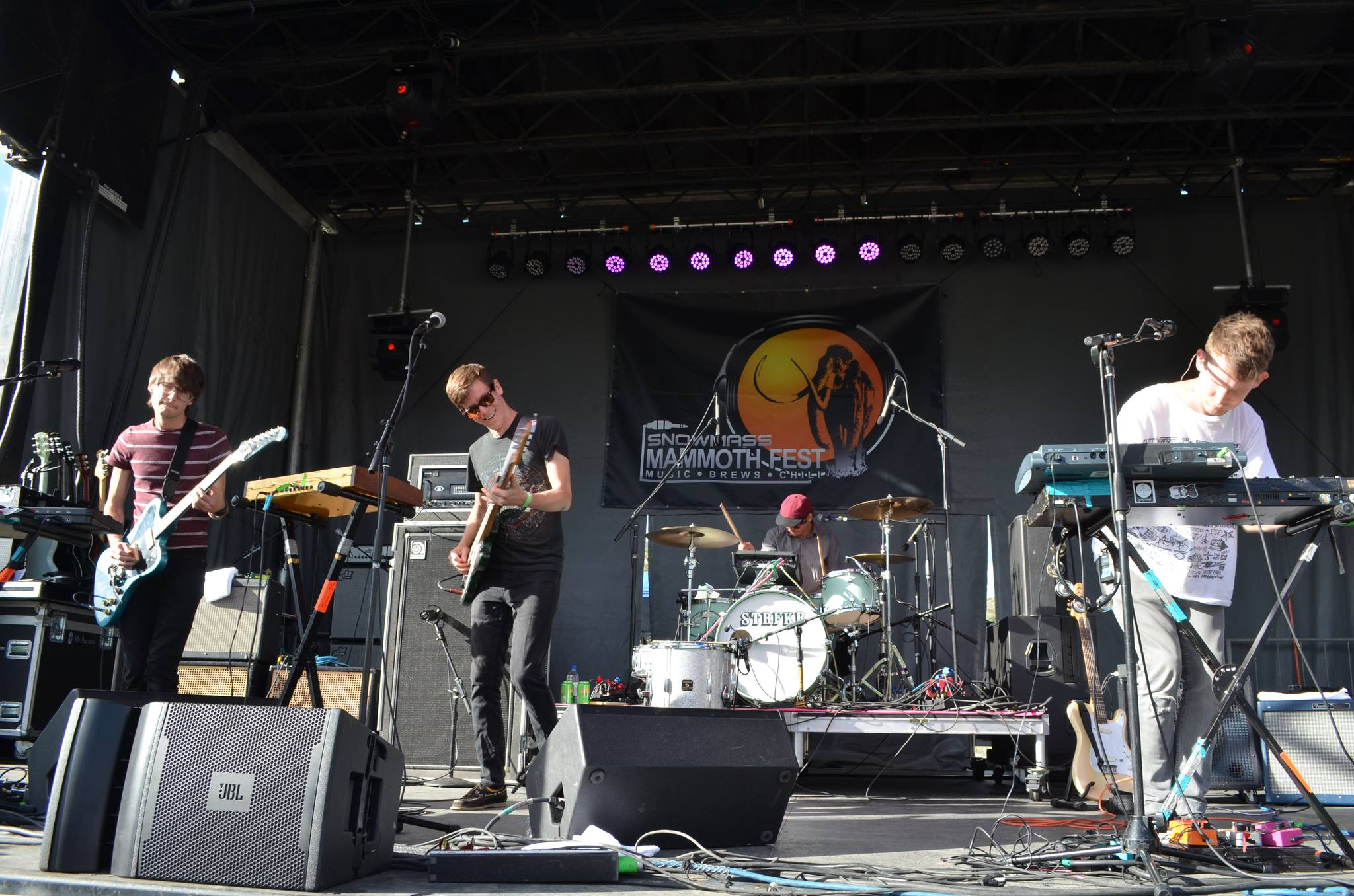 Snowmass Mammoth Stage