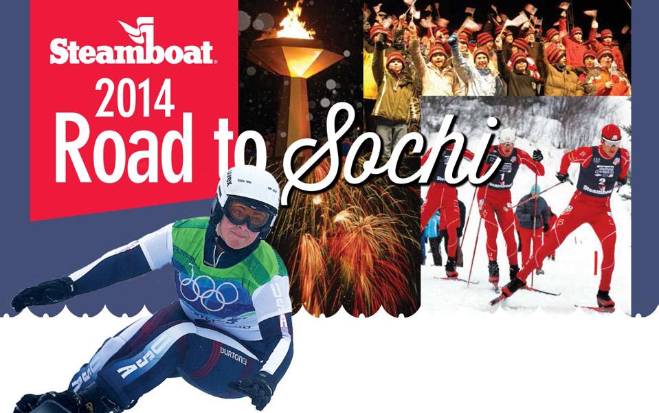 Steamboat to Sochi