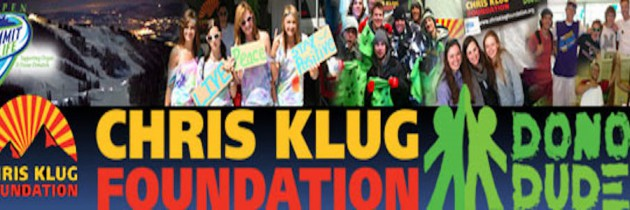 Chris Klug Foundation Says Be a Donor on Valentines Day