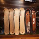 Weston Snowboards: Inspiration From Beetle Kill