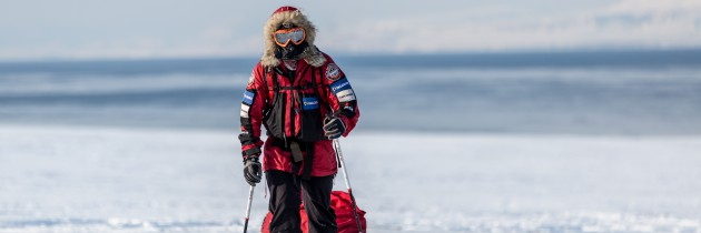 Polar Explorer Eric Larsen and Ryan Waters Reach North Pole