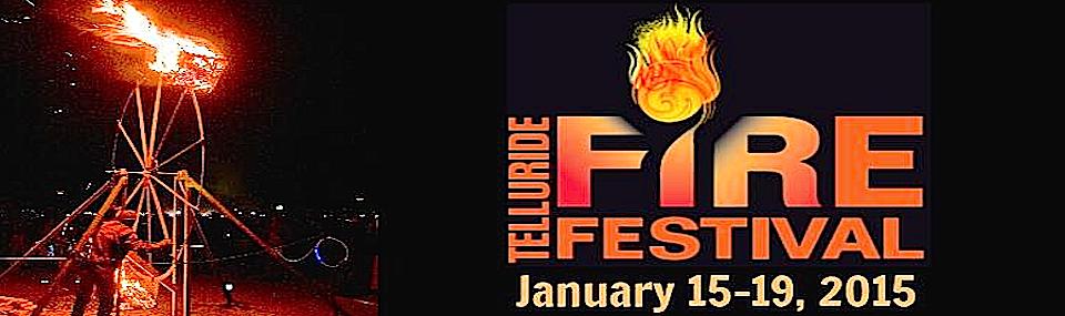 Telluride Fire Festival 2015