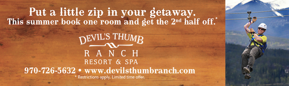 Devil's Thumb Ranch