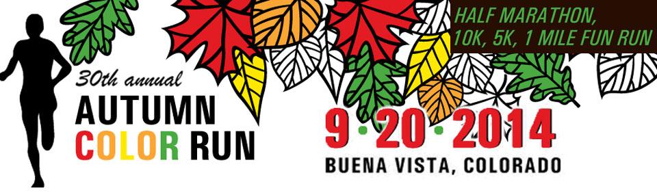Autumn Color Run 2014, Buena Vista