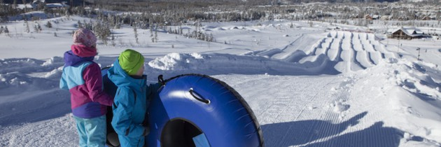 Let's Go to Frisco's Tubing Hill – Thanksgiving Fun