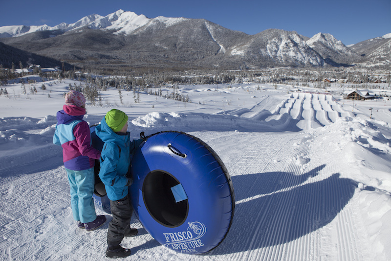 Frsico Tubing Hill