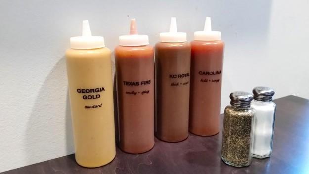 EATS- Smoke BBQ Food Sauces