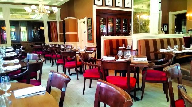 New Sheridan Chophouse Restaurant