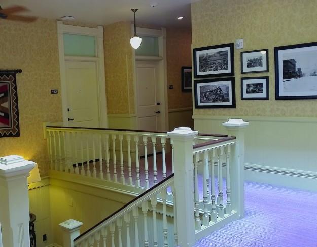 New Sheridan Hallway