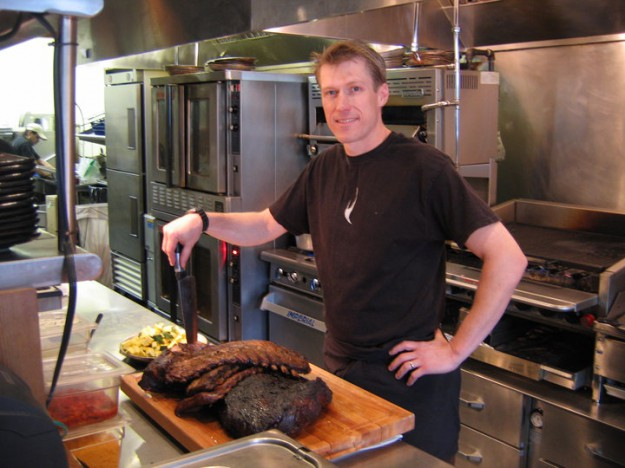 Smoke Chef Jamie Theriot