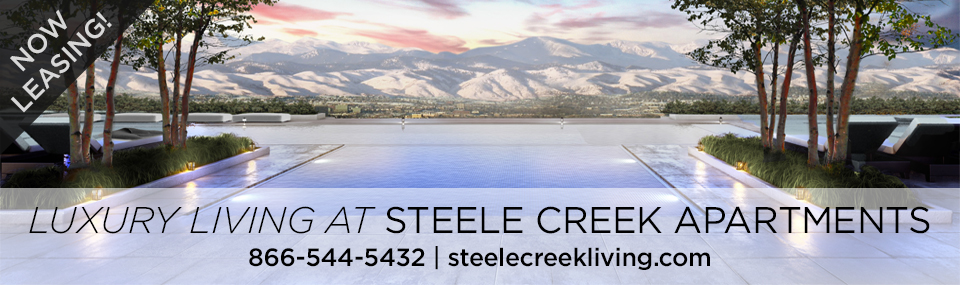 STEELE CREEK LUXURY APARTMENTS IN CHERRY CREEK