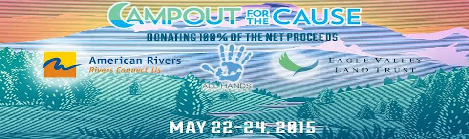Campout for the Cause 2015