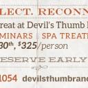 Devil's Thumb Ranch Women's Wellness Retreat