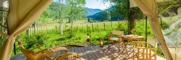 Colorado Tent and Yurt Stays – Glamping!