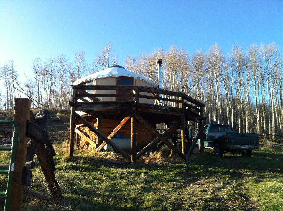 Never Summer Yurt