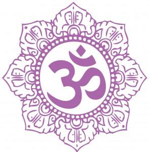 YOGA Om-symbol-purple