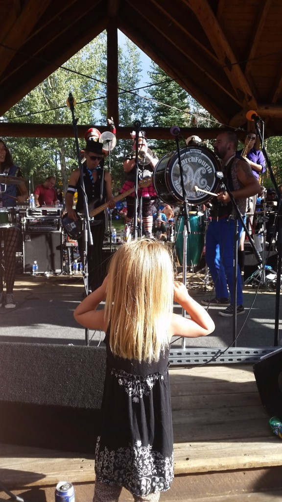 Frisco Music in the Park