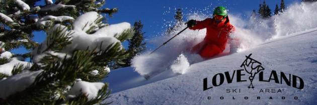 Loveland Ski Area Opens October 29, 2015