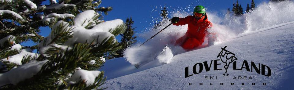 Loveland Ski Area Opens October 29, 2015
