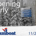 Steamboat Ski Resort Opening Early for the 2015/16 Season