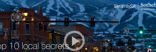 Top 10 Local Secrets in Steamboat Springs, Colorado