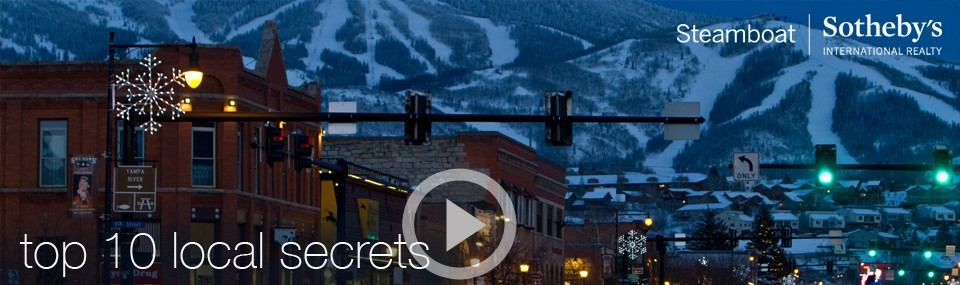 Top 10 Local Secrets in Steamboat Springs, Colorado