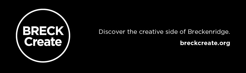 Breck Create- Discover the Creative Side of Breckenridge