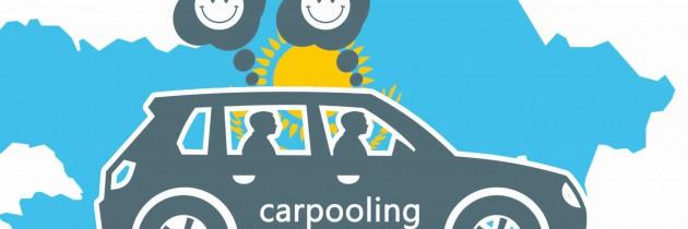 Carpoolers Unite! Mountain Rideshare Day