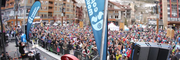 Copper Mountain Spring Celebrations