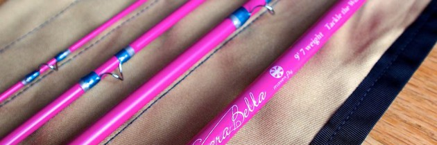 SaraBella Fishing – Flyrods for Women