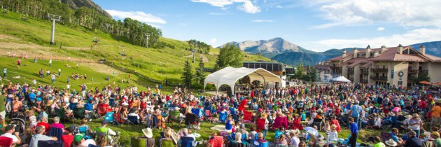 Live! From Mt. Crested Butte Summer Concerts