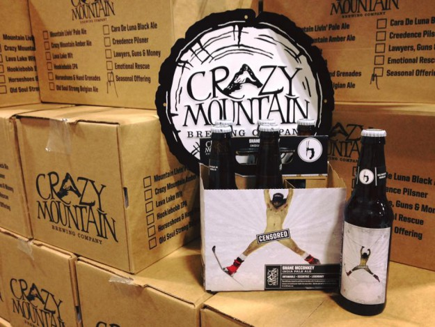Cocktails - Crazy Mountain