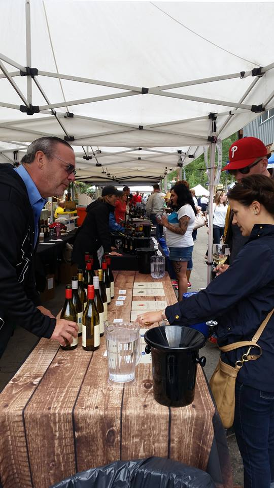 Keystone Wine fest