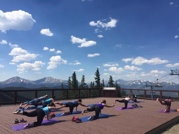 Yoga Keystone